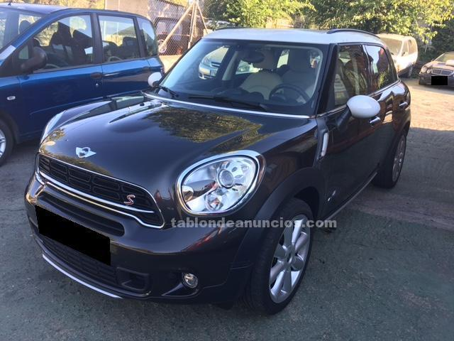 Mini countryman cooper s countryman all4 automático, 190cv, 5p del 2014