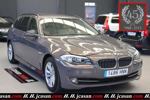 BMW SERIES 5 520D ESSENTIAL EDITION TOURING, 184CV, 5P DEL 2013