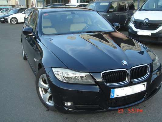 BMW SERIES 3 320D EFFICIENT DYNAMICS EDITION, 163CV, 4P DEL 2010