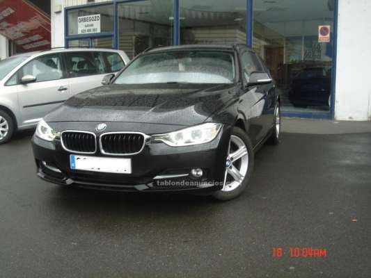 BMW SERIES 3 320D EFFICIENTDYNAMICS TOURING, 163CV, 5P DEL 2014