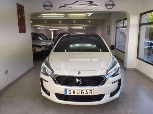 DS DS 5 BLUEHDI 133KW (180CV) EAT6 SPORT, 181CV, 5P DEL 2017