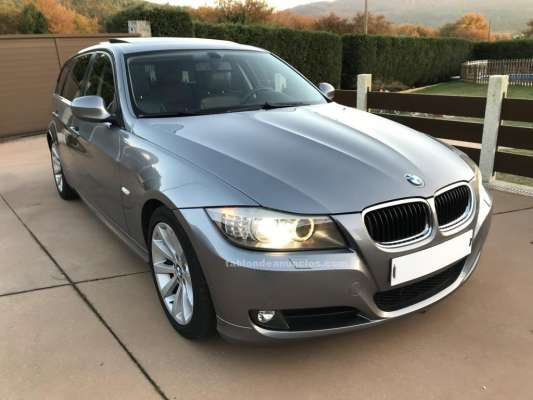 BMW SERIES 3 320D TOURING, 177CV, 5P DEL 2009
