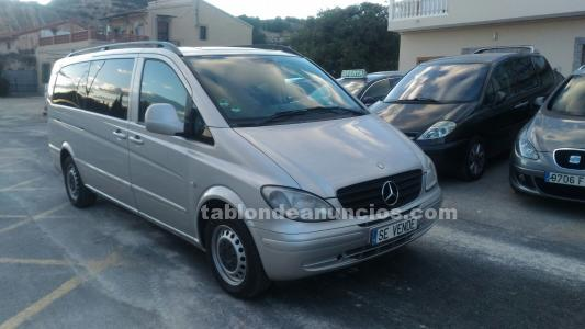 MERCEDES-BENZ - VITO 9 PLAZAS