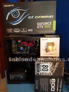 PC GAMING GTX 960 4GB SC I7