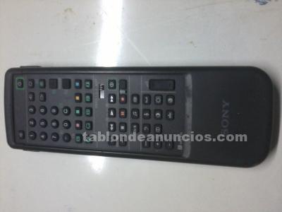 Vendo mando Sony RM-816
