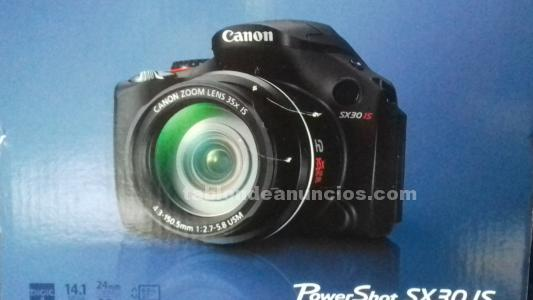Canon powershot sx 30 is