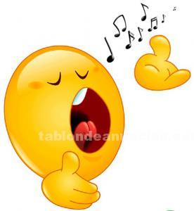 Cantante Lírica Profesional y Titulada da CLASES DE CANTO ON-LINE