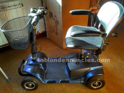 VENDO SCOOTER MINUSVALIA