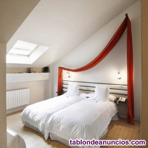 Venta hotel comunidad de madrid