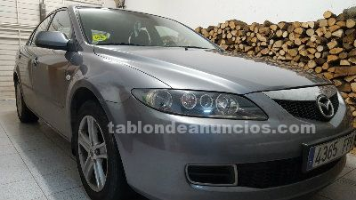 Vendo mazda 6 en perfecto estado.