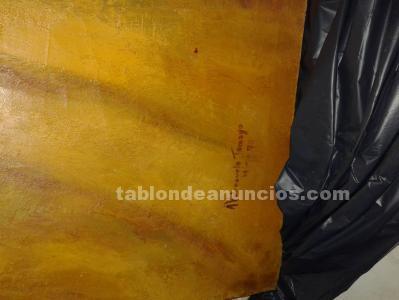 Autoretrato pintado por valenzuela