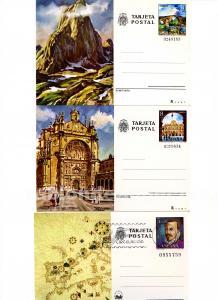 Enteros postales españa 30