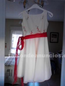 Vendo vestido de niña de ceremonia