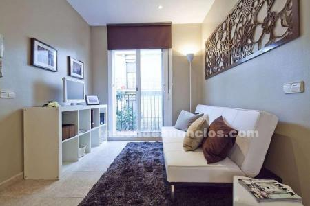 Apartment with balcony in the center of barcelona (bhm1-034)