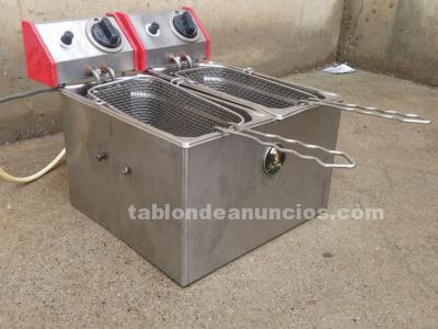 Freidora JEMI J3/2 9 litros