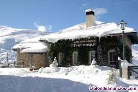Sierra nevada-aparthotel trevenque