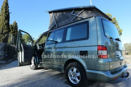 Venta california tf comfortline 4 motion