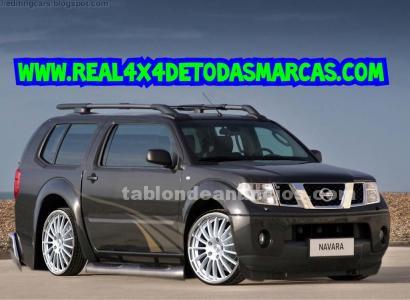 RECAMBIOS 4X4 DE TODAS MARCAS RECAMBIOS DE TODOTERRENOS TURISMOS Y FURGONETAS