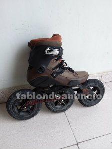 Vendo patines todo terreno powerslide