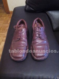 Vendo zapatos escolares , t-39 marron oscuro