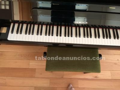 Piano de pared samick imperial gran scale