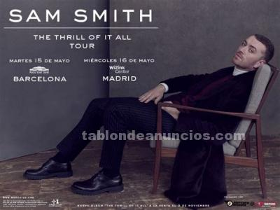 BILLETE SAM SMITH