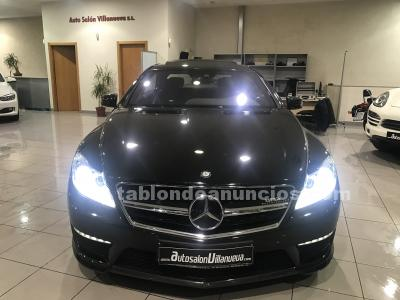 MERCEDES-BENZ - CLASE CL CL 63 AMG