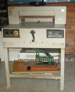 Guillotina electrica papel 5210a
