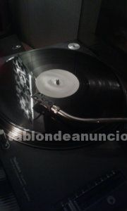 Vendo 2 platos technics