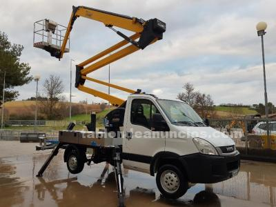 Iveco daily comet 22/10/2 j 22mt