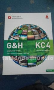 Vendo geography i history 4º eso history key concepts