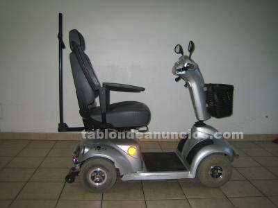 SCOOTER ELECTRICA MINUSVALIDOS