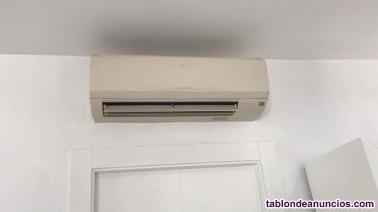 Instalador y reparador de aire acondicionado