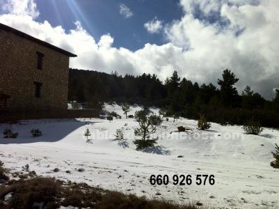 Venta parcela urbana en Bronchales (Teruel) - Urbanización La Nevera.