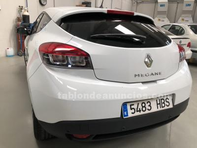 Renault megane cupe diesel automatico impecable