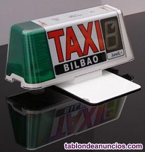 Vendo licencia de taxi en bilbao