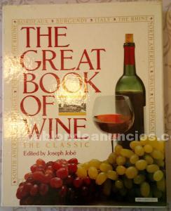 THE GREAT BOOK OF WINE, THE CLASSIC EL GRAN LIBRO DEL VINO, EL CLÁSICO.