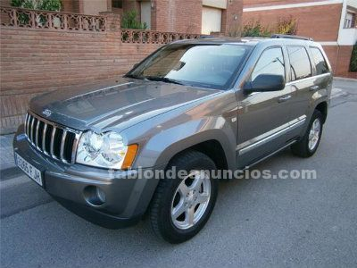 Jeep grand cherokee 3.0crd v6 limited
