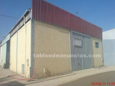 Alquilo nave industrial