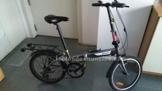 Bicicleta rod 20 plegable
