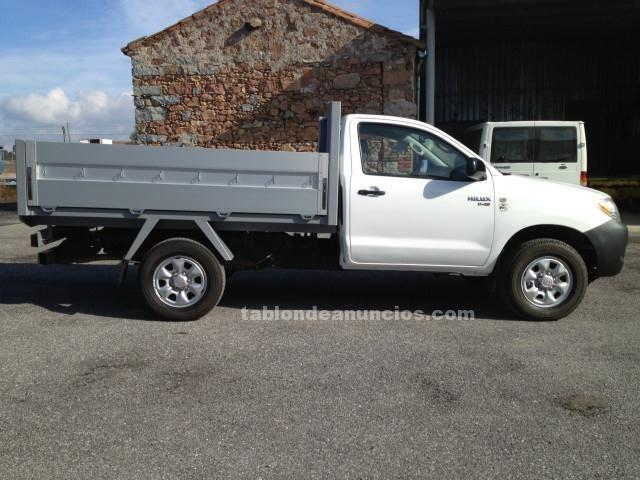 TOYOTA HILUX 2.5 D-4D CAB.SIMPLE 4X4