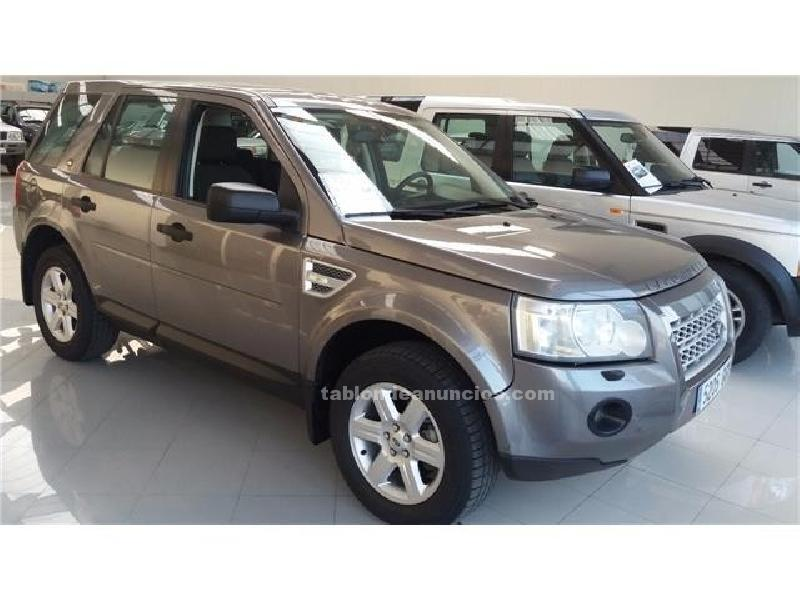 Land rover freelander 2.2td416vs.w. Se
