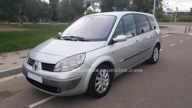 RENAULT SCÉNIC 2.0 DCI LUXE7 PLAZAS
