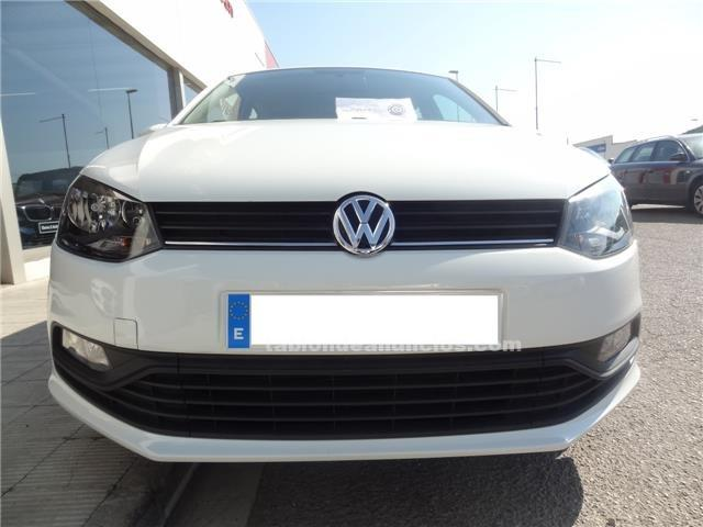 VOLKSWAGEN POLO 1.4 TDI BMT EDITION 75 **IMPECABLE**