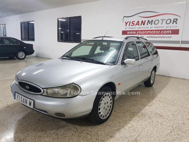 Ford mondeo 1.8 turbodiesel 5p. Ambiente