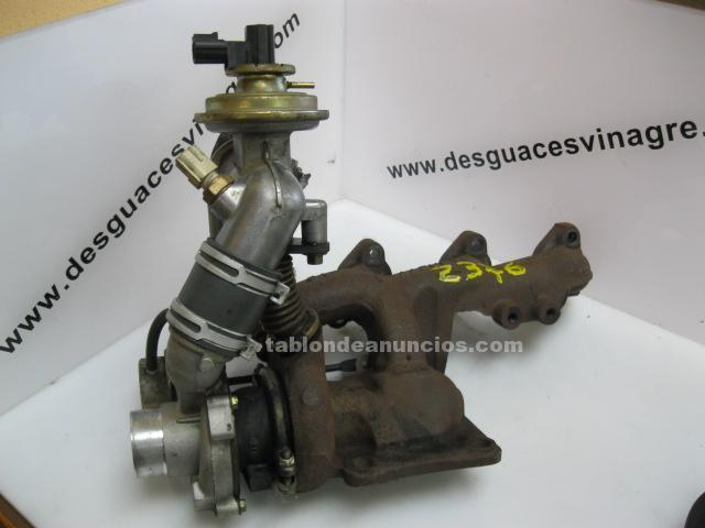 TURBO FORD FIESTA IV - V (1996-2001) 1.8 DI (75 CV)