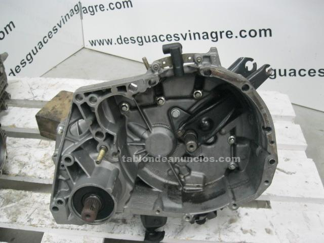 CAJA CAMBIOS JC5 S 080 RENAULT MEGANE I (FASE II, 1999) (1999-2003) 1.9 DCI (102