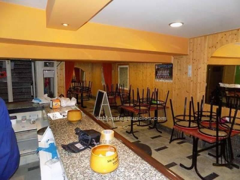 LOCAL COMERCIAL SE ALQUILA CAFÉ-BAR LISTO PARA
