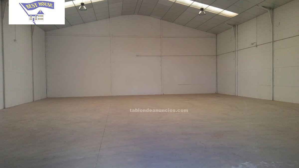 Nave industrial best house alquila o vende nave