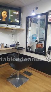 Alquilo sitio en peluquería unisex  a&m